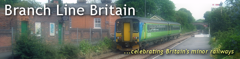 Branch Line Britain - celebrating Britain's minor railways